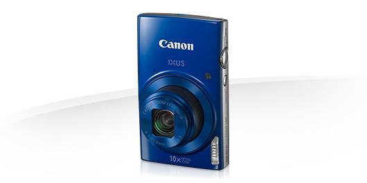 Canon IXUS 180 -Specifications - PowerShot and IXUS digital