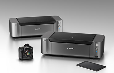 A2 & A3 Professional Inkjet Photo Printers - Inkjet - Canon