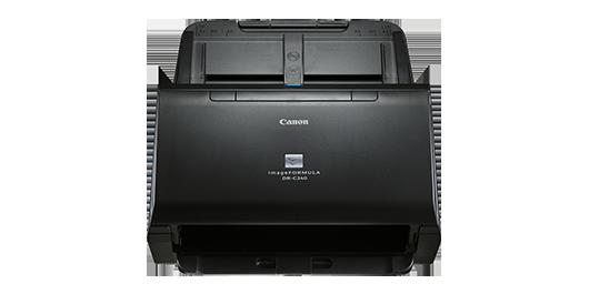 Canon imageFORMULA DR-C230 with Flatbed Scanner