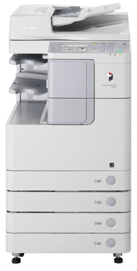 Canon imageRUNNER 2520 -Specifications - Office Black